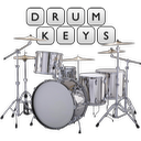 Drum Keys Icon 128
